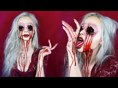 Amazing Scary Halloween MakeUp Tutorials Compilation 👻 Best Scary Glam MakeUps Designs & Ideas