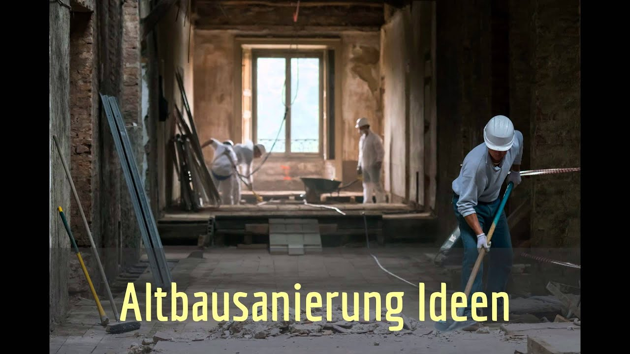 altbausanierung berlin altes haus sanieren youtube. Black Bedroom Furniture Sets. Home Design Ideas