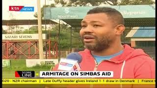Armitage on Simbas aid | KTN SCORELINE