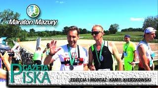V Maraton Mazury [Gałkowo 4.06.2016, Gazeta Piska]