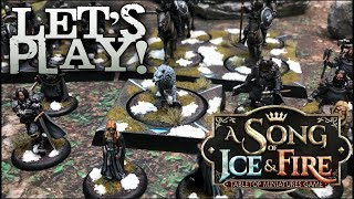 Let's Play! - A Song of Ice and Fire by CMON Games