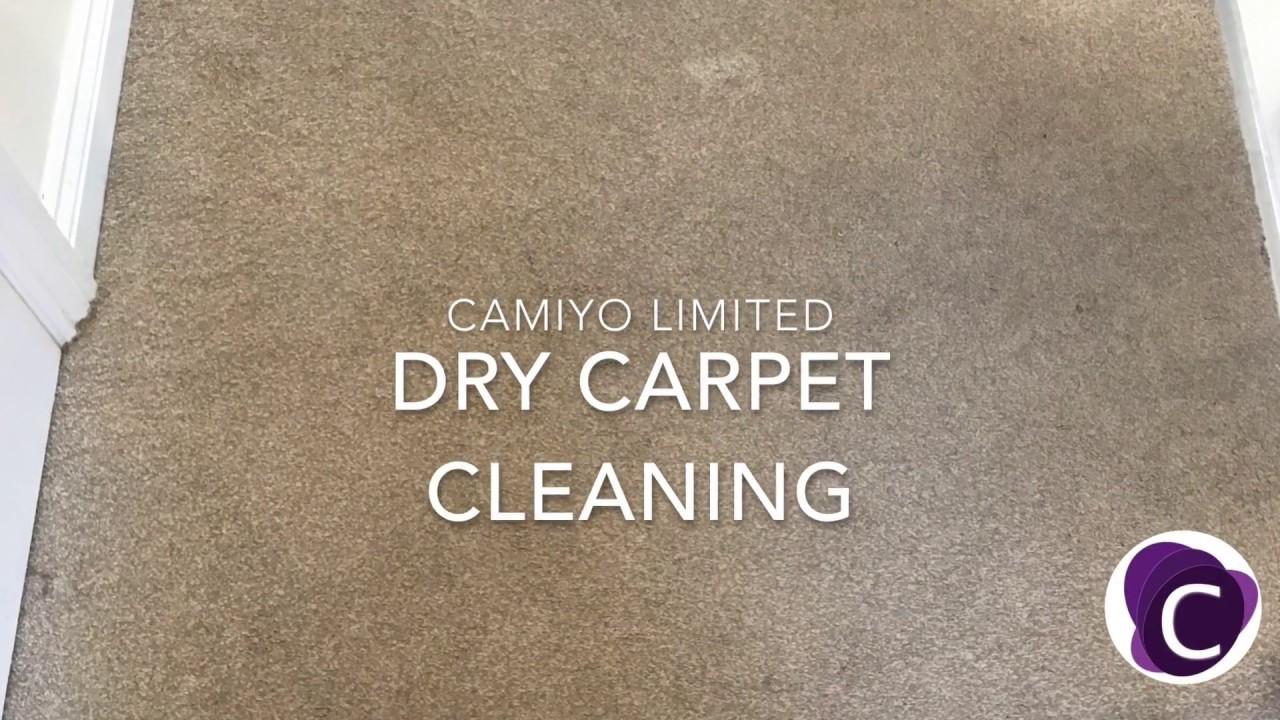 Host Dry Carpet Clean Youtube