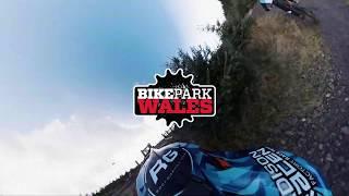 Danny Hart & Matt Walker shred BikePark Wales!