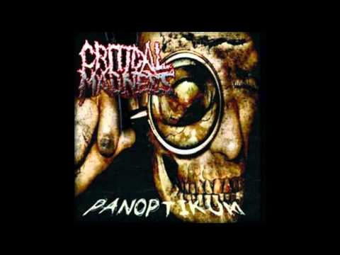 CRITICAL MADNESS - Rolling Cross Face