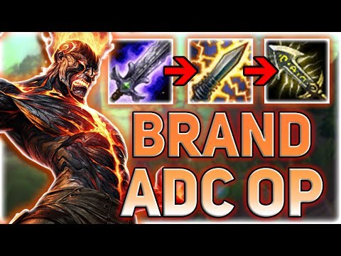 ADC BRAND IS TOO HOT TO HANDLE! MAGES ARE THE NEW ADC THIS SEASON - Patch 7.13