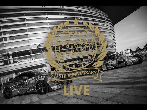 Gumball 3000 LIVE - Launch party in Copenhagen