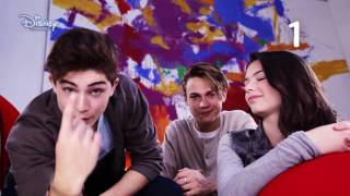 Групата на Алекс – Топ 5 - Любими филми на Дисни. Само по Дисни Чанъл!