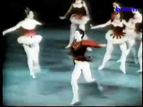 Rubies excerpts - Balanchine - Villella, McBride - late 1960's
