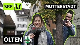Ist Olten die beste Stadt der Schweiz? | Mutterstadt | SRF Virus