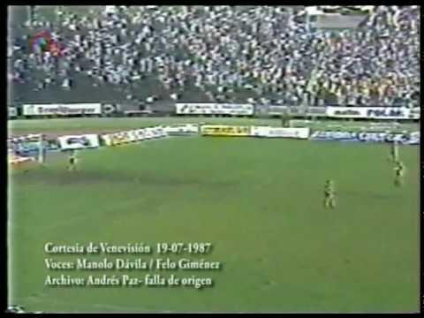 Deportivo Táchira Goles con Historia