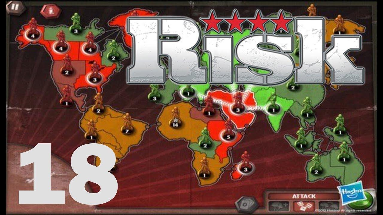 Juegos De Mesa Risk Ep 18 Gameplay Espanol Youtube