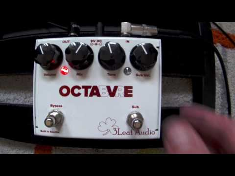 3Leaf Audio Octabvre review (bass)