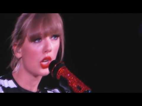 Taylor Swift: The RED Tour DVD - Highway Don't Care Live In Toronto