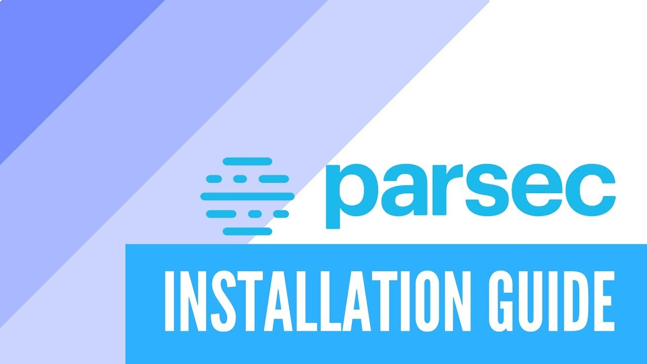 Installing & Setting up Parsec Game Streaming 2018