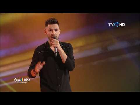 Klyde - Defect (Eurovision 2017 Romania Live Audition)