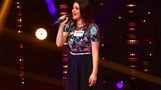 "Carla's Dreams - ""Sub pielea mea"". Vezi interpretarea Adrianei Postovan, la X Factor!"