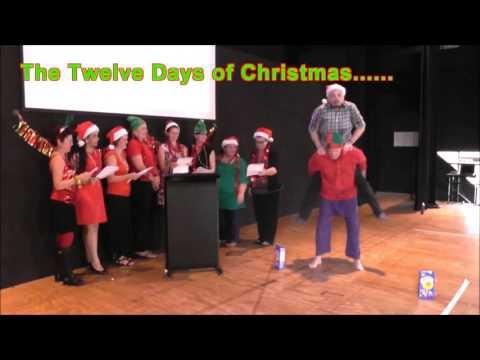 The Twelve Days of Christmas 2015