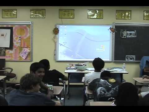 9th Grade Video - Ras Tanura 2007