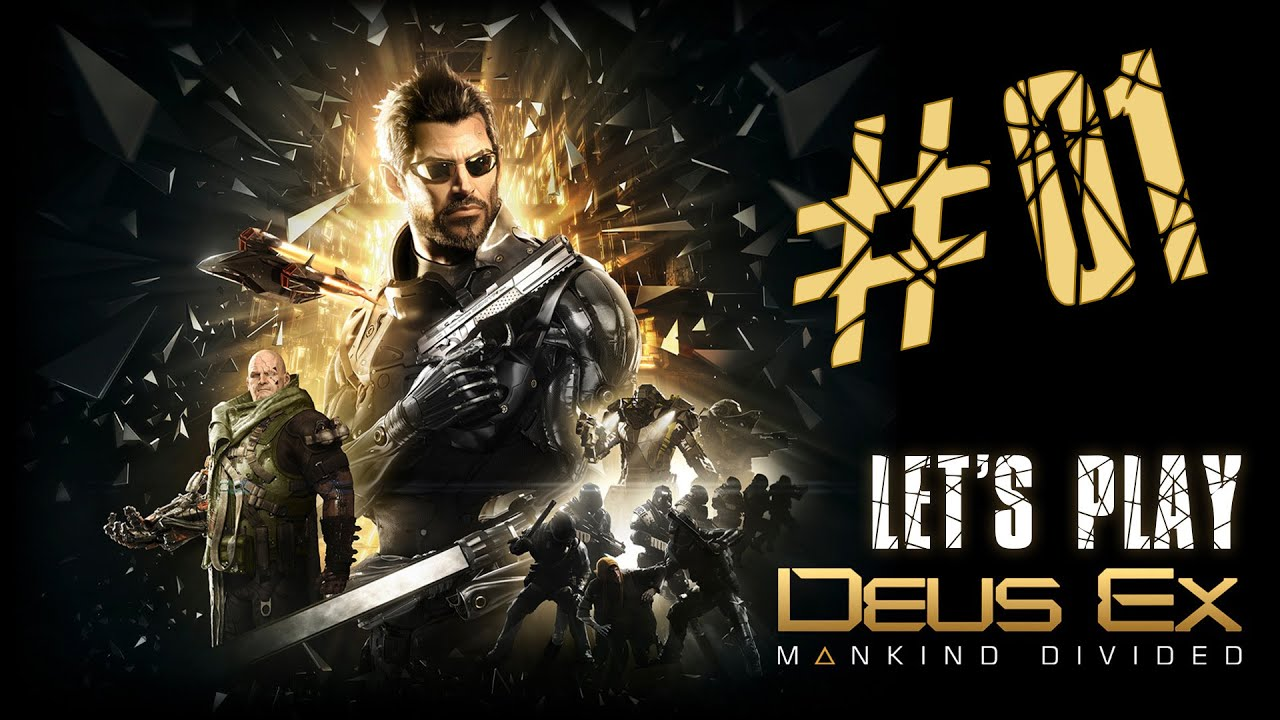 Deus Ex Mankind Divided Trainer - mrantifun.net