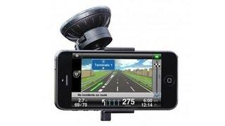 видео Где купить  автомобильный держатель для iphone 5