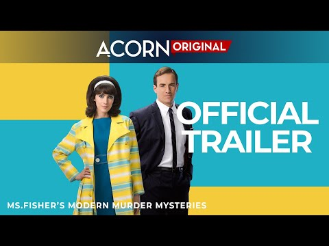 Acorn TV Original   Ms. Fisher's Modern Murder Mysteries