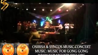 "Osibisa & Syncos Concert- ""music for gong gong"""