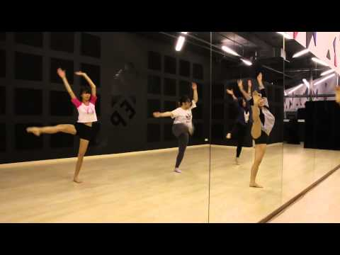 Contemporary Beginners Course | Try (Colbie Callait) | Step
