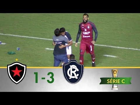 Melhores momentos - Botafogo PB 1 x 3 Remo - Série C (13/05/2018)
