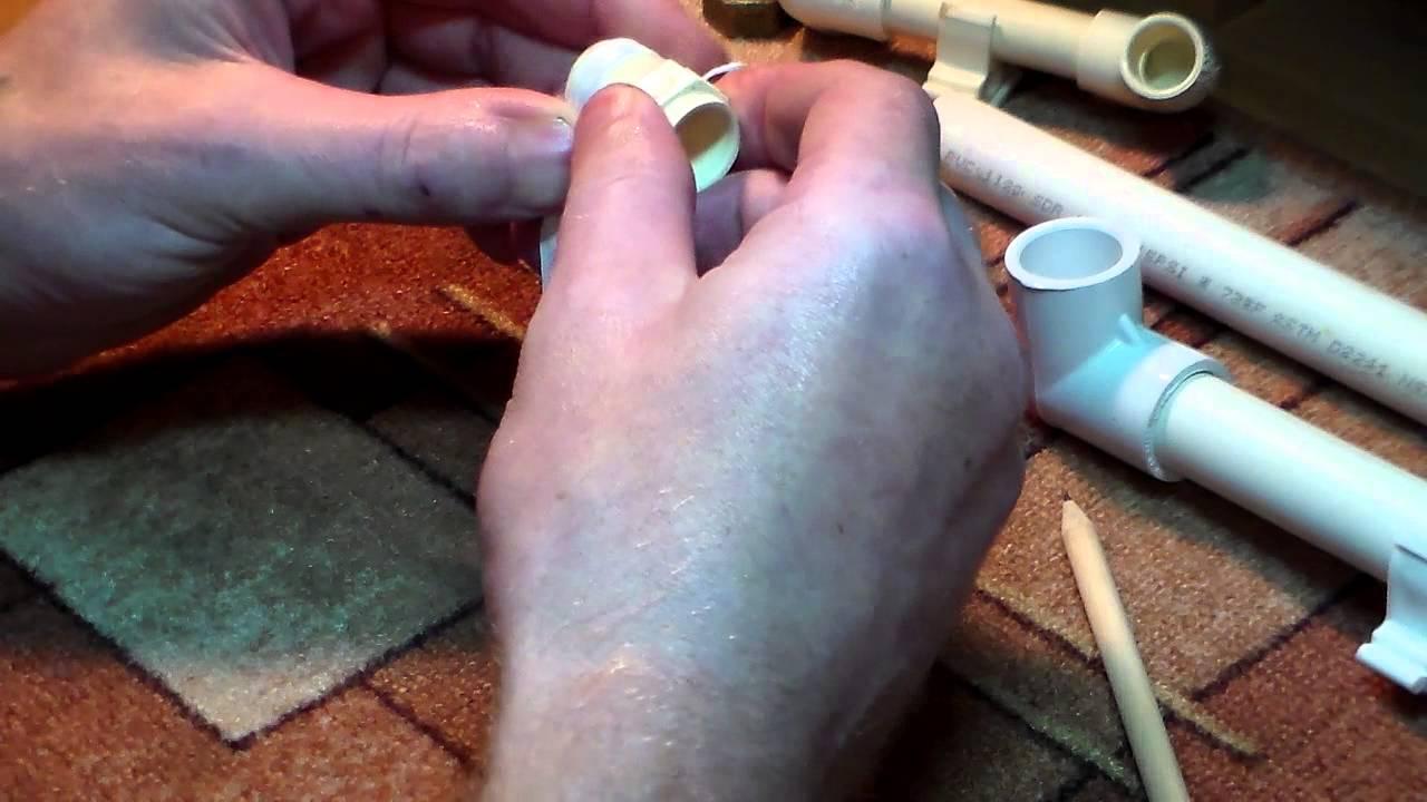 Как правильно наматывать  ленту фум на резьбу.