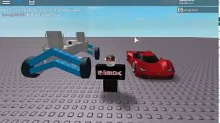 ROBLOX Car Suspension Demo