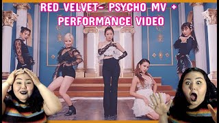 Gambar cover Red Velvet 레드벨벳 'Psycho' MV + Performance Video