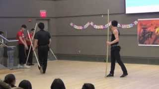 Boston University Kung Fu - Tufts CSA Performance 2014