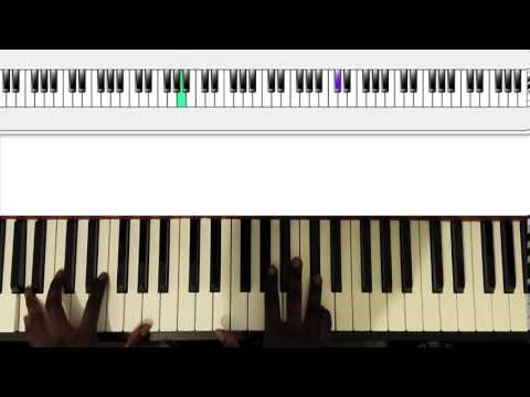One Direction Best Song Ever Piano Tutorial - Part 1 - With Free Sheet Music