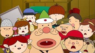 タツノコプロダクションのクラシック「ハクション大魔王」をフラッシュで現代風にアレンジした1分アニメです。第242話 日本テレビ系情報番組「...