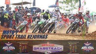 Moto 1 Sport Trail Senior - Seri 1 Kejurnas Grasstrack Reg.2 Semarang 2019