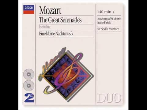 "Serenade in D -  K  320 -  ""Posthorn"" -   Mozart"