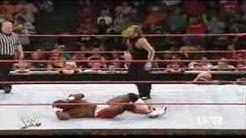 RAW-Jeff Hardy vs Shelton Benjamin 2006