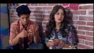 Soy luna: Daniela le quita el celular a Luna y borra el video / Capitulo 59