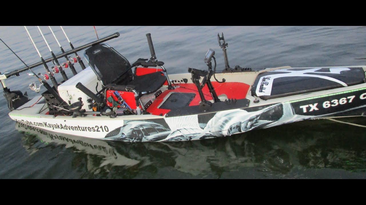 Hobie Kayak Wrap Youtube