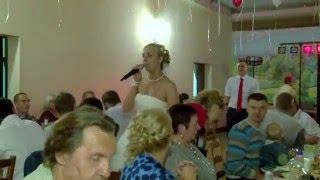 Речь невесты родителям в стихах