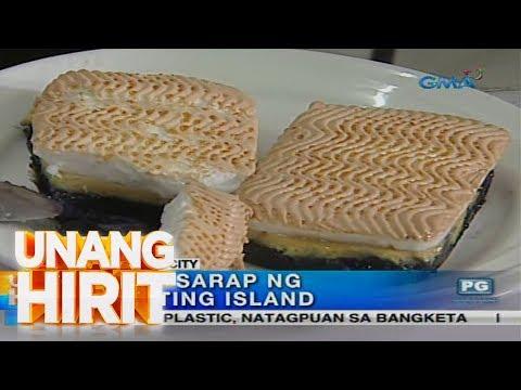 Unang Hirit: 3-in-1 Sarap Floating Island sa Pasig City