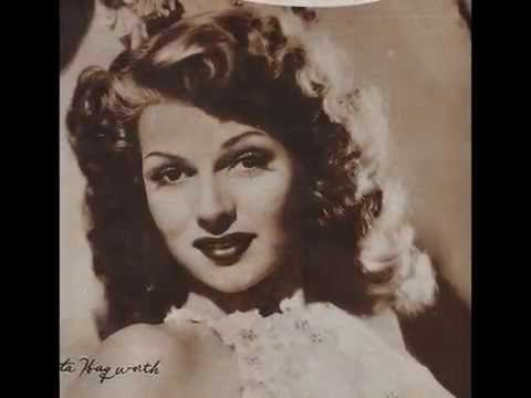 Rita Hayworth Cover Girl