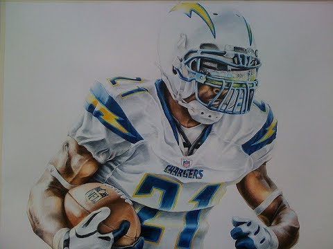 Ladainian Tomlinson Chargers Highlights