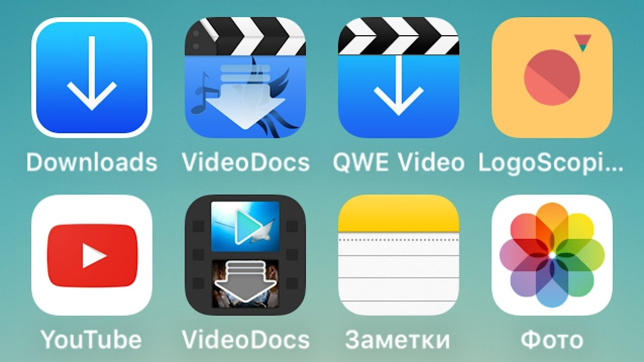 How to download youtube videos on ios 8/9/10 (without jailbreak.