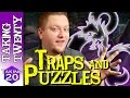 What is Your Favorite Trap or Puzzle? | 30 Day D&D Challenge - Day #13