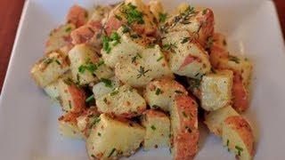 No Mayo Potato Salad  / World Of Flavor