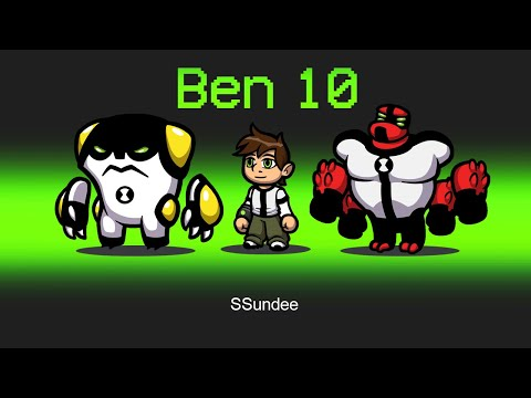 BEN 10 Imposter Mod in Among Us