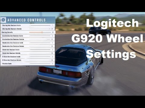 forza horizon 3 fh3 wheel settings g920 i can 39 t multitask youtube. Black Bedroom Furniture Sets. Home Design Ideas