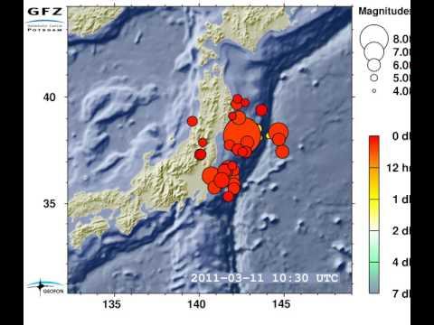 Japan Erdbeben 2011
