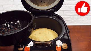 Как приготовить классический манник в мультиварке Простой рецепт выпечки на скорую руку к чаю